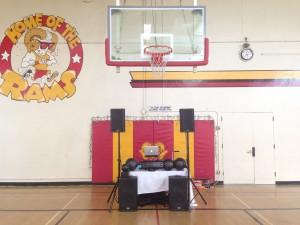 Willow Glenn School DJ